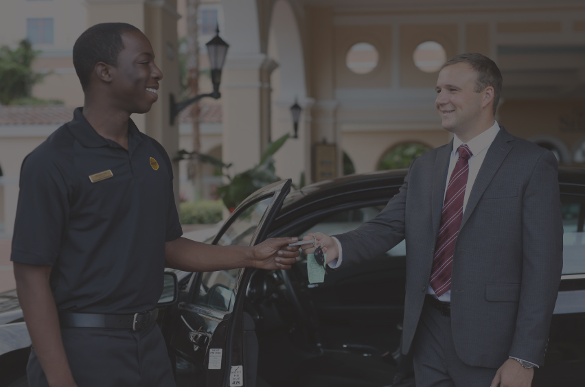 Valet & Parking Management -