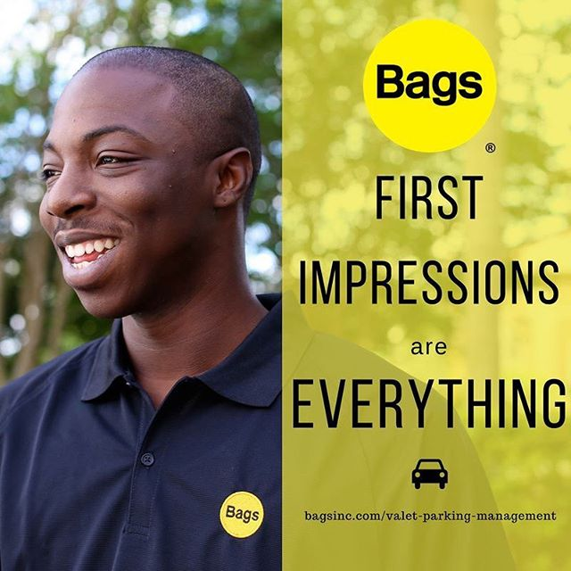 At Bags, we know first impressions are everything. The front door experience can make the difference between a one-time visitor and a repeat guest.  Click the link below to see how we combine the history of our service with the integration of technology to make a lasting impression from beginning to end.  http://www.bagsinc.com/valet-parking-management