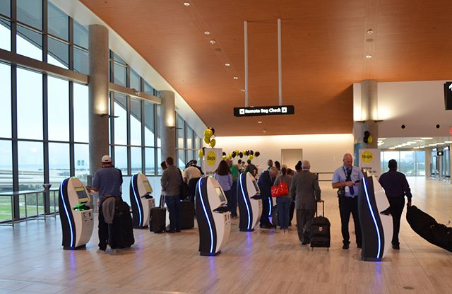 Tampa, another city here in the US where Bags is Making Travel Easier! ✈️ Congratulations to Tampa International Airport and Bags Aviation division on the opening of our remote airline check-in services at the new consolidated rental car facility.