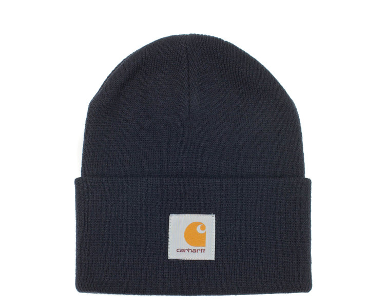 Short Watch Hat in Dark Navy — EAST + WEST 39d3995d43f