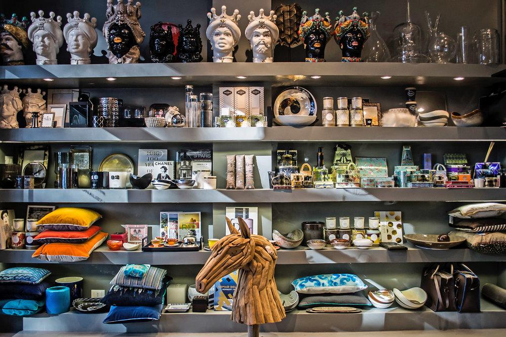 Collezioni — À LA PAGE Roma Arredamento d\'Interni, oggetti, mobili ...