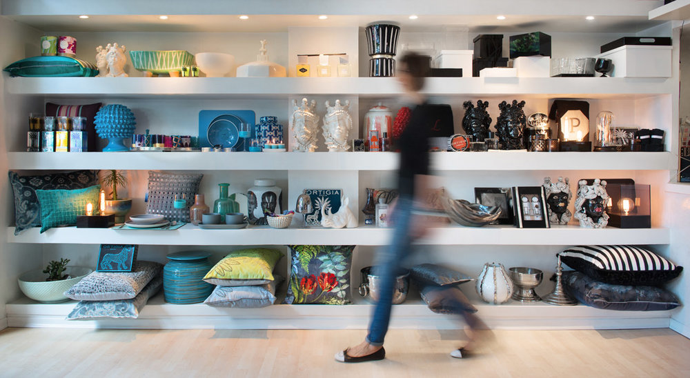 À LA PAGE Roma Eur Arredamento d\'Interni, oggetti, mobili ...