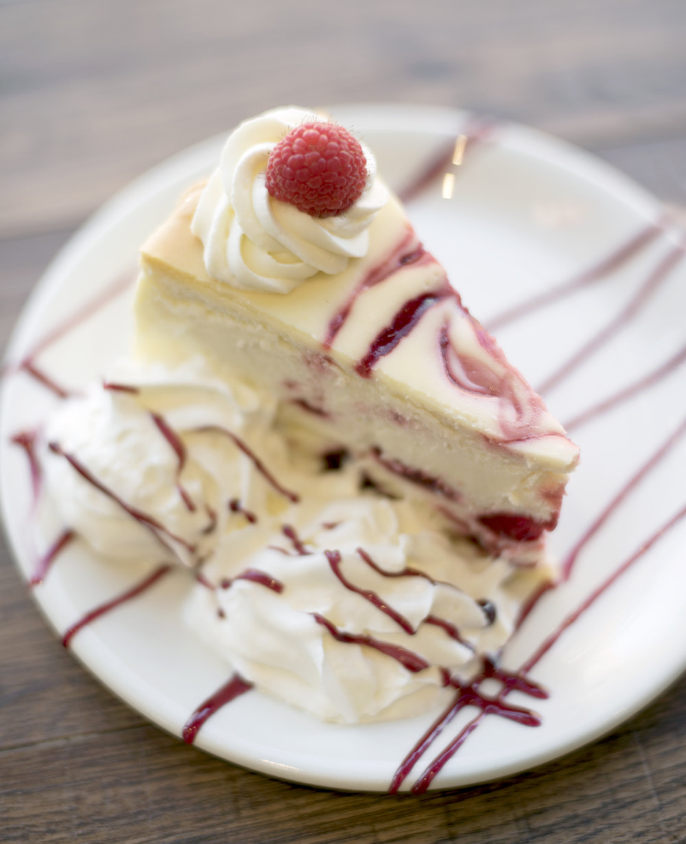 Copy of Raspberry Cheesecake