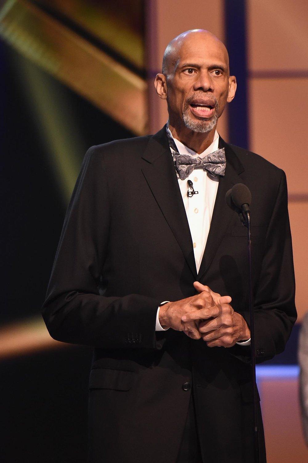 NBA Legend Kareem Abdul-Jabbar