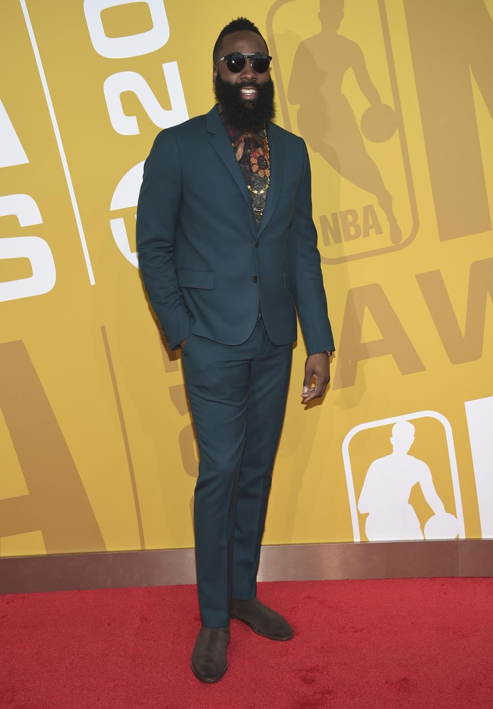 NBA All-Star James Harden