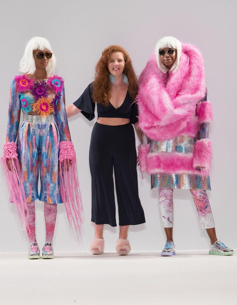 Billie Jacobina - Fashion Designer