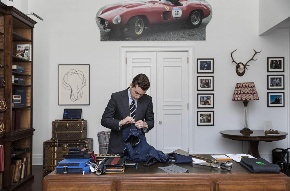 Ralph Fitzgerald - Tailor