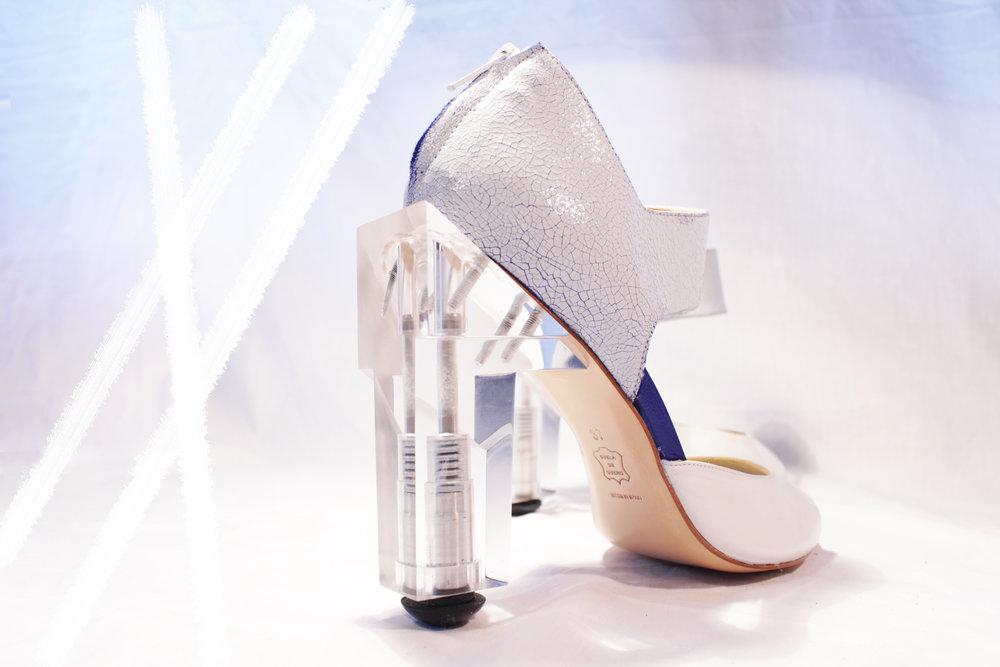 Silvia Fado - Footwear Designer