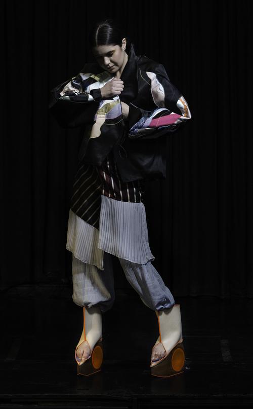 Niki Jessup - Footwear Designer