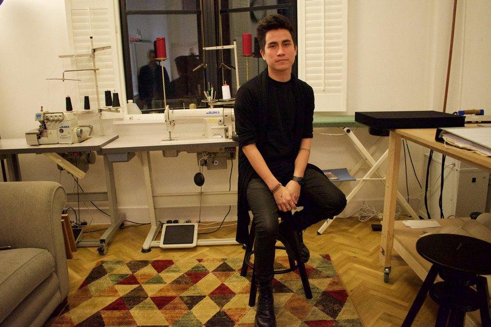 Juan Palomino - Fashion Designer