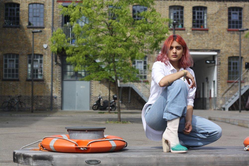 Natalie Hodgson - Footwear Designer