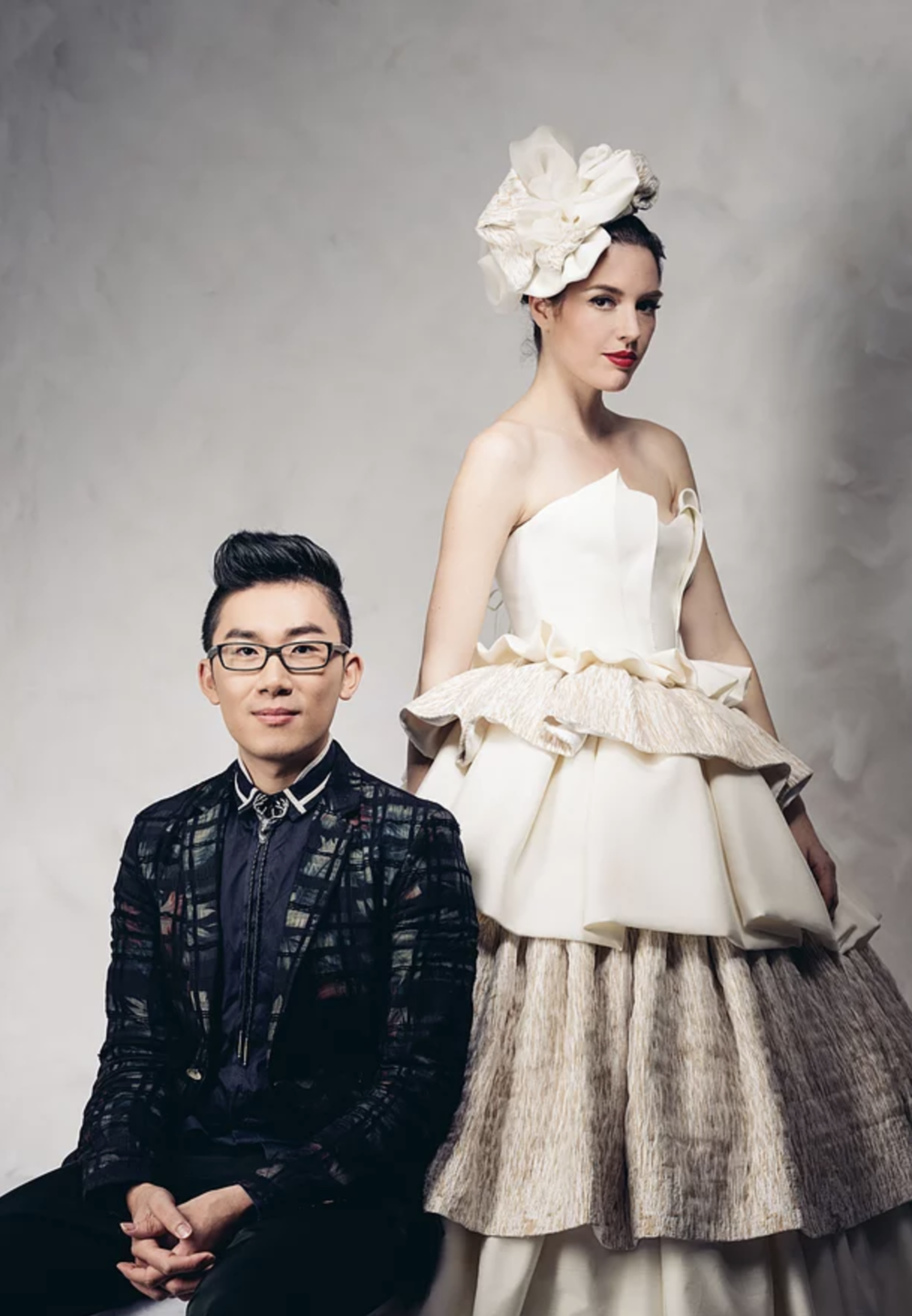 Tomy Huang - Fashion Designer
