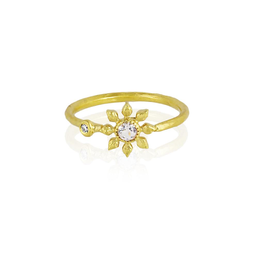 Natalie Ball - Natalie Perry, Gemstone Flower Ring.jpg