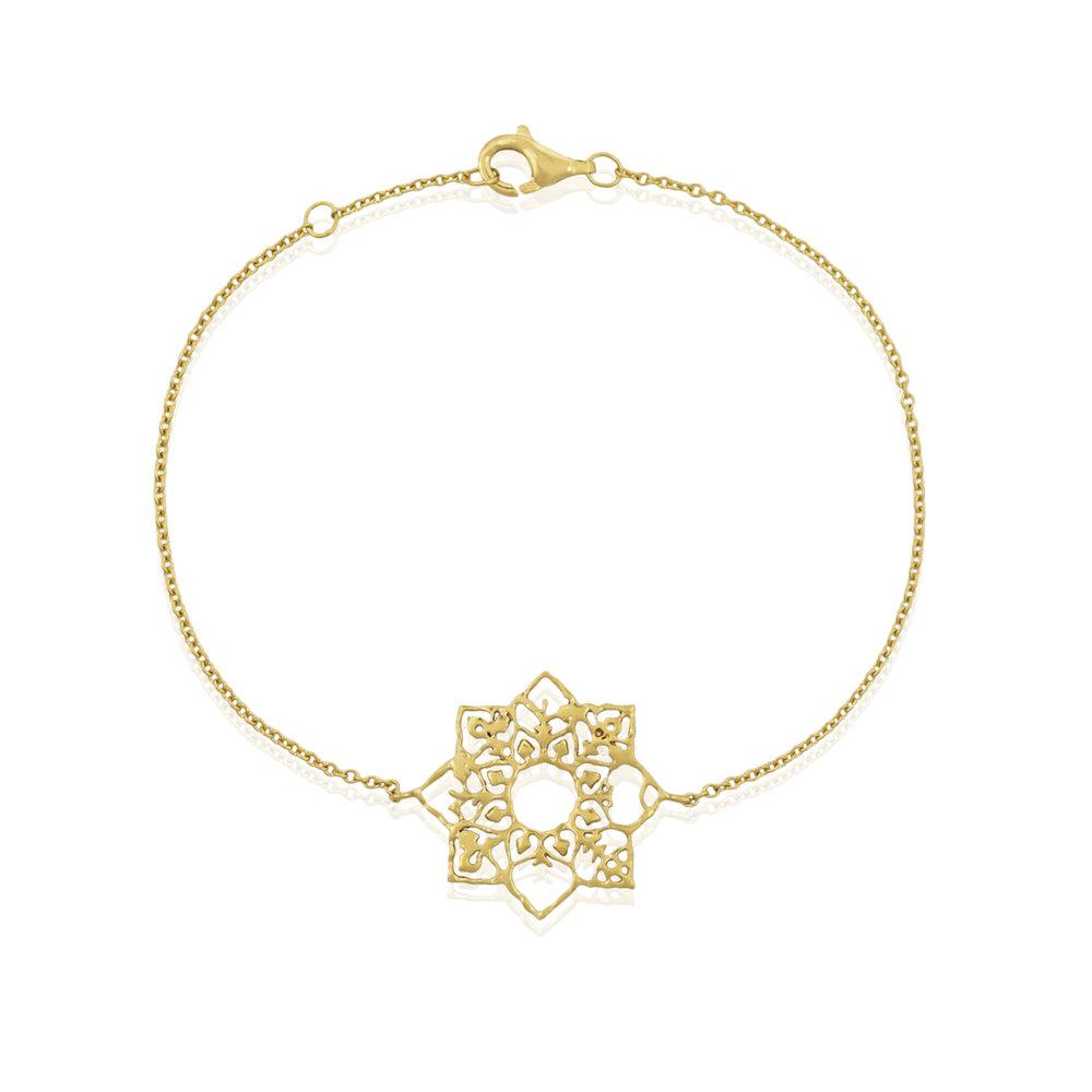 Natalie Ball - Natalie Perry, Full Flower Bracelet.jpg