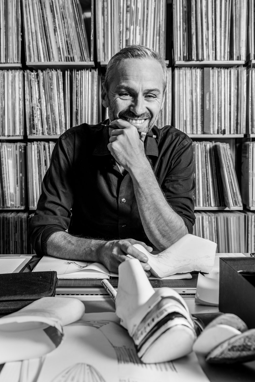 Raphaël Delan - Footwear Designer