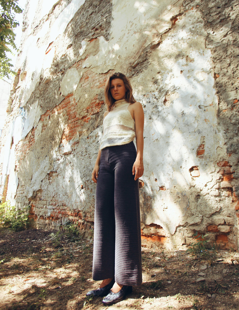 Kaylyn Gardner - Knitwear designer
