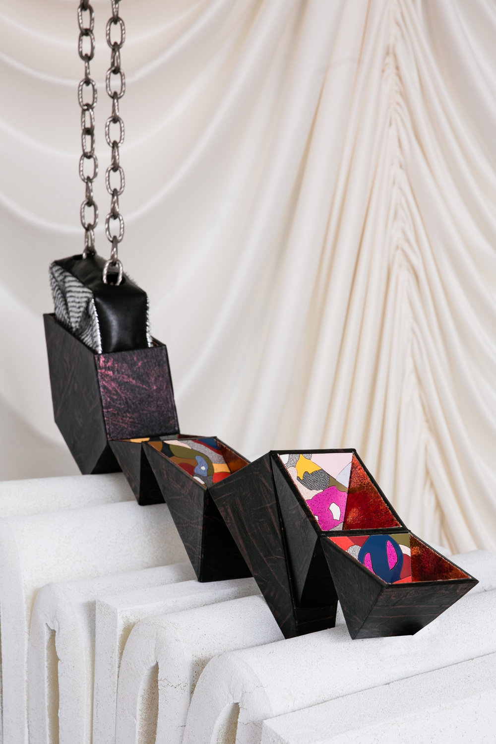 Yin-Hsin Chang - Accessories designer