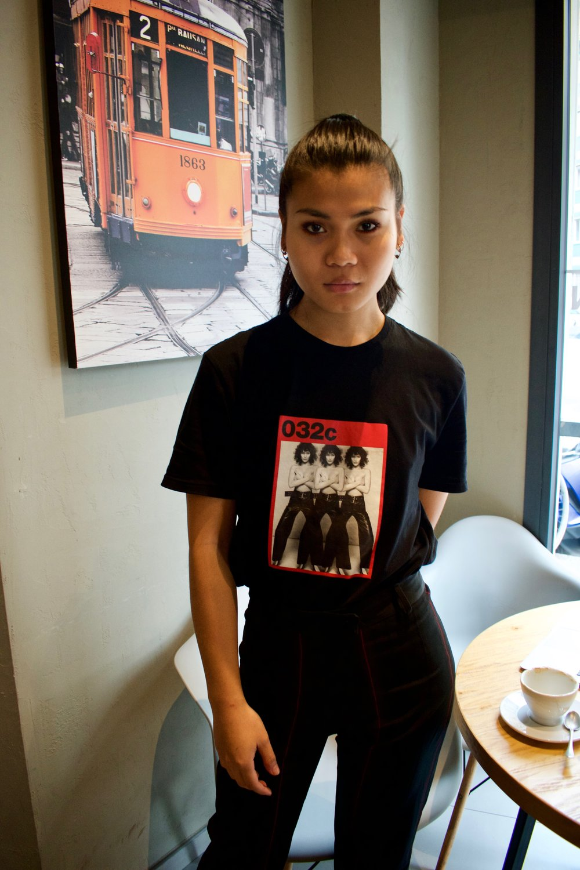 Tritti Tarkulwaranont - Fashion designer
