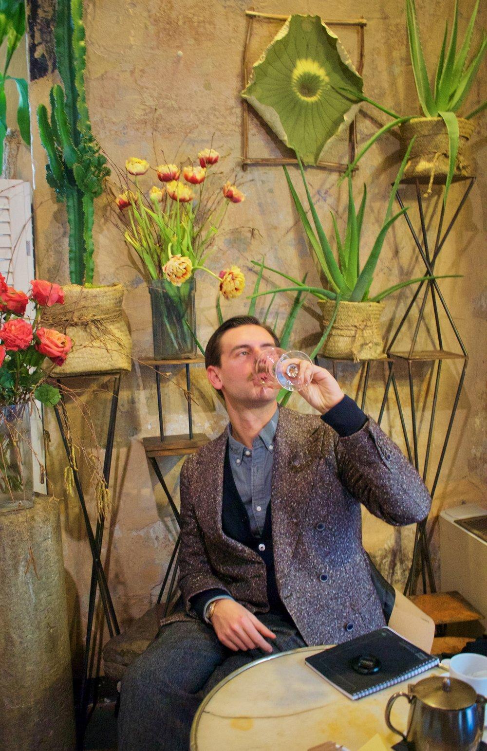 Eugenio Ormas - Creative agency cofounder