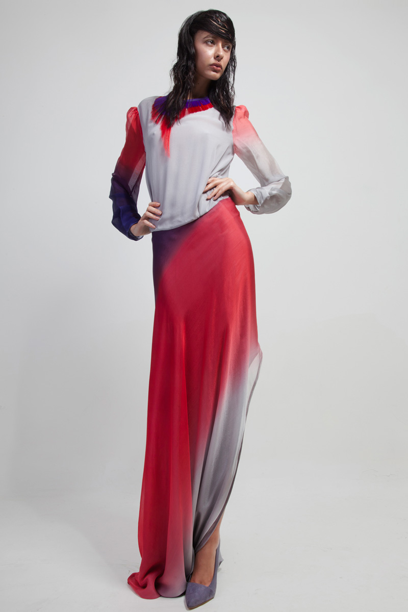 Kadri Klampe - Fashion designer