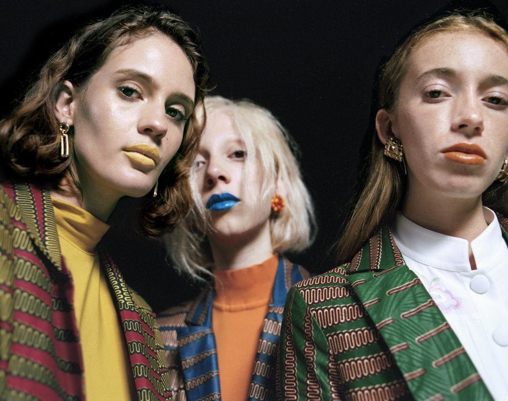Florent and Lea - Fashion designers