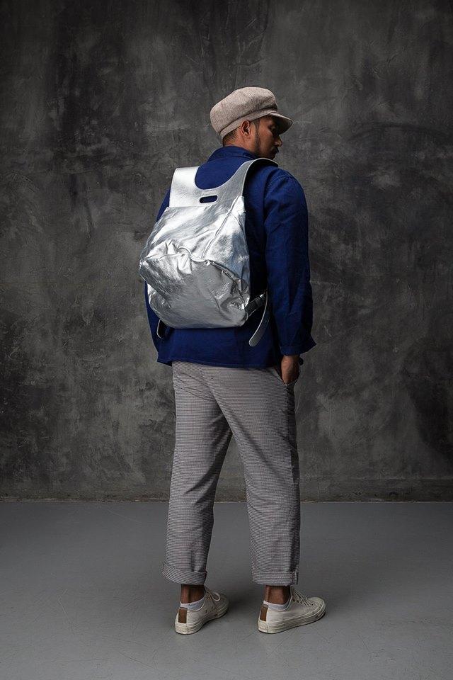 Natalie Lyutrovnik - Backpack designer