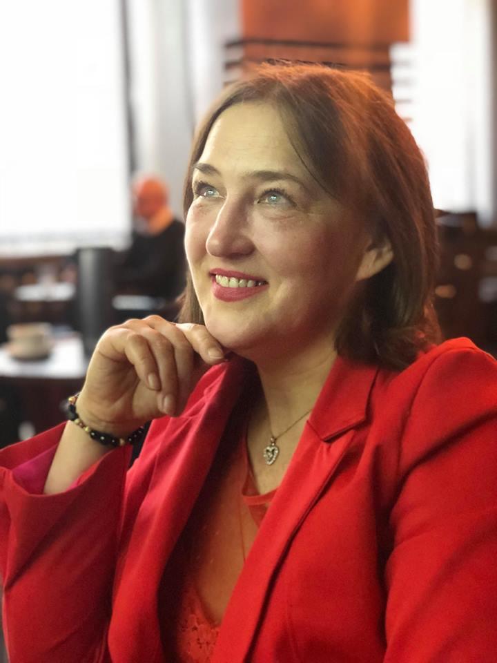Marina Zeleznak - Fashion designer