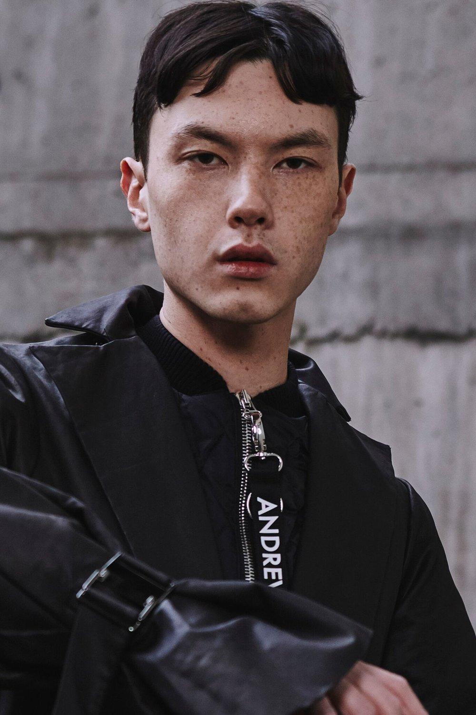 Andrew Coimbra - Fashion Designer