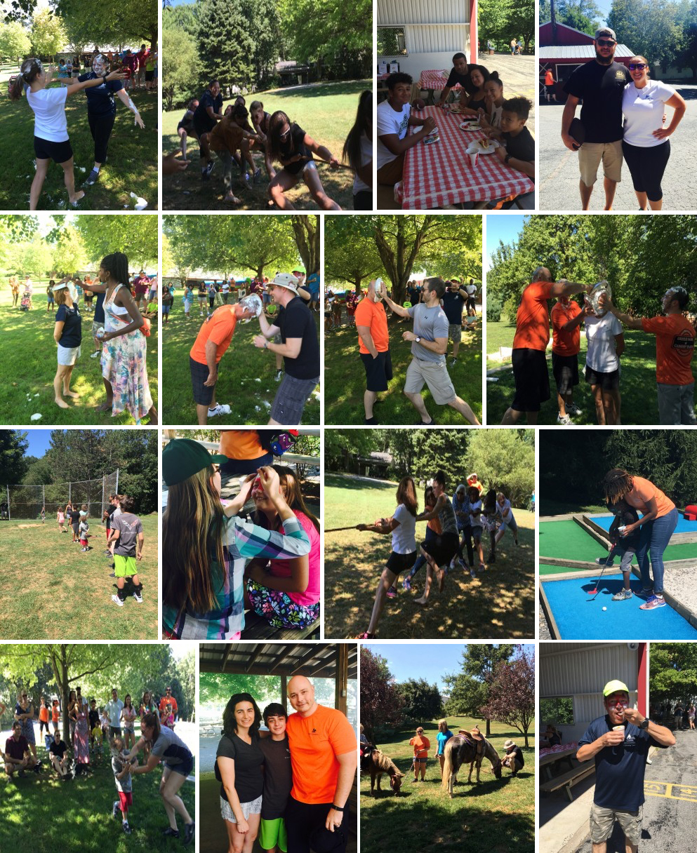 Picnic Collage 2015
