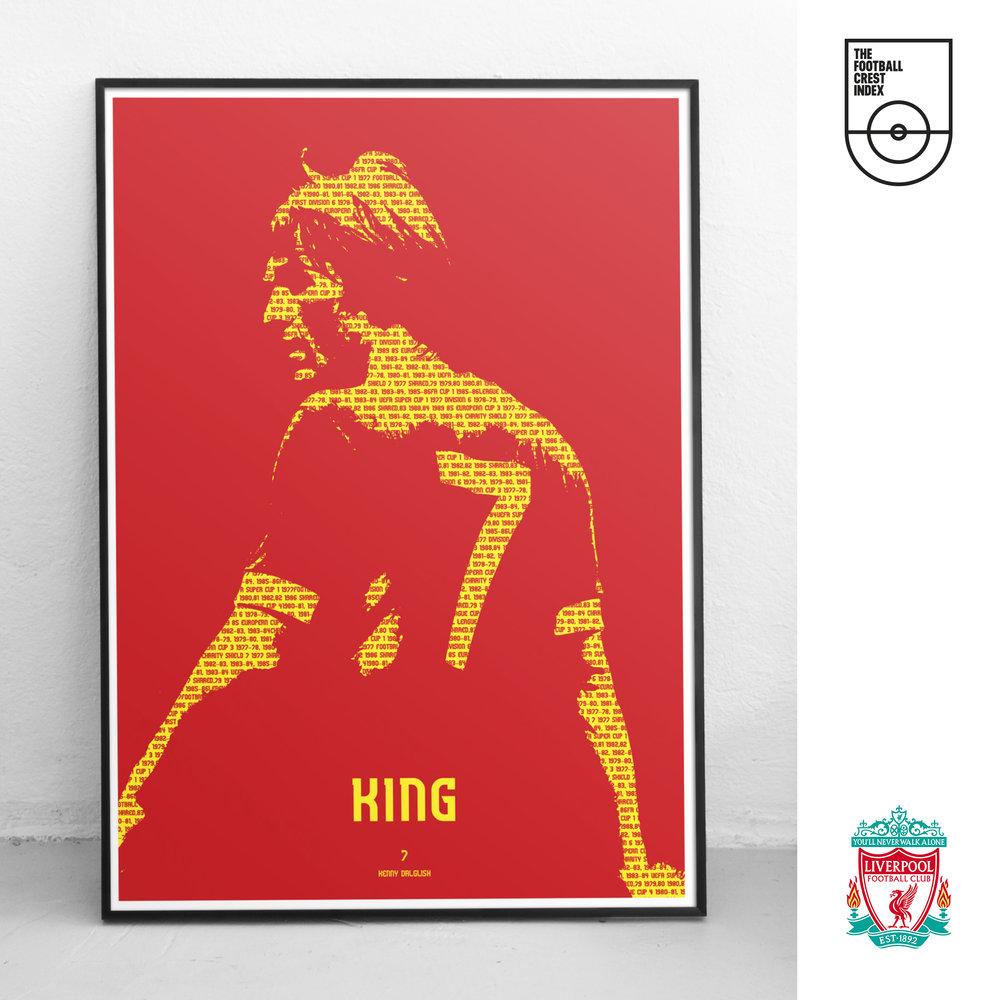 Mike Sullivan Representing Liverpool F.C.