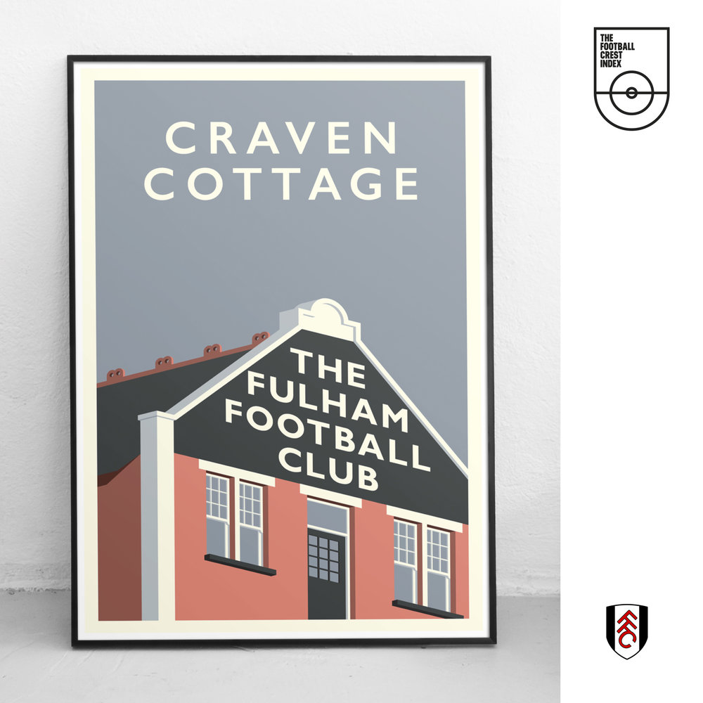 Joel Avery Representing Fulham F.C