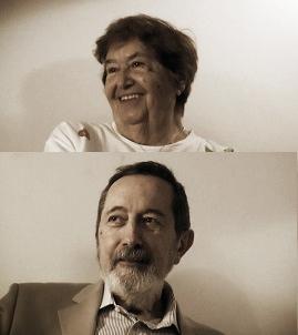 Salma Yanni Sarkis et Costi Papadopoulos. © Vouvoula Skoura