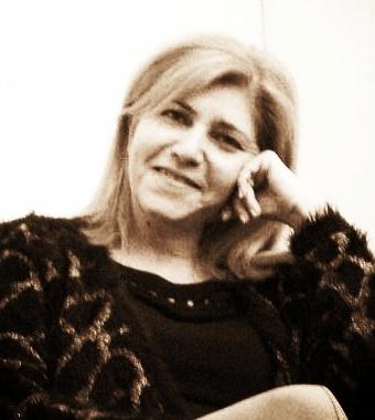 Η Rosemarie Shehfeh Tobagi. © Basma Zerouali