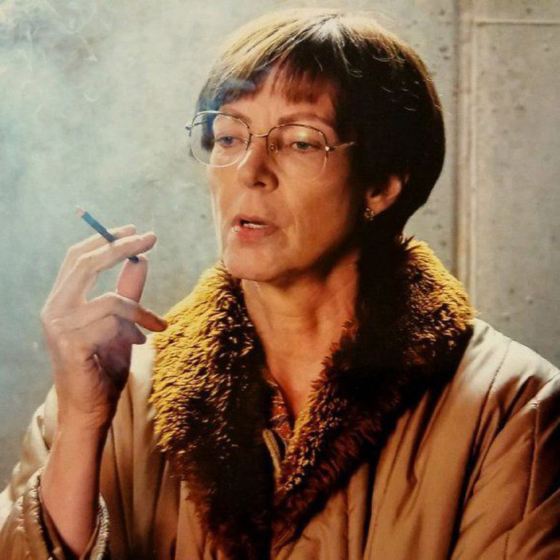 """Allison Janney as LaVona Golden in """"I, Tonya.""""  Photo via The Los Angeles Times"""