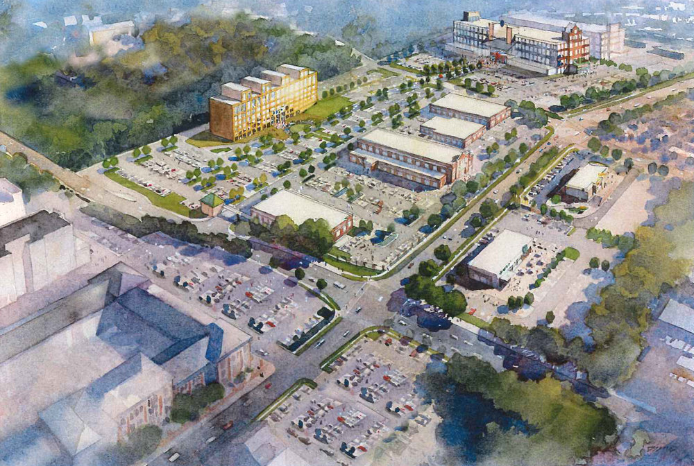 Center Redevelopment & Construction Announcements