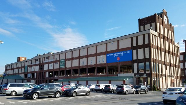 'The Knitting Mills' project showing signs of  progress - WFMZ - October 25, 2017
