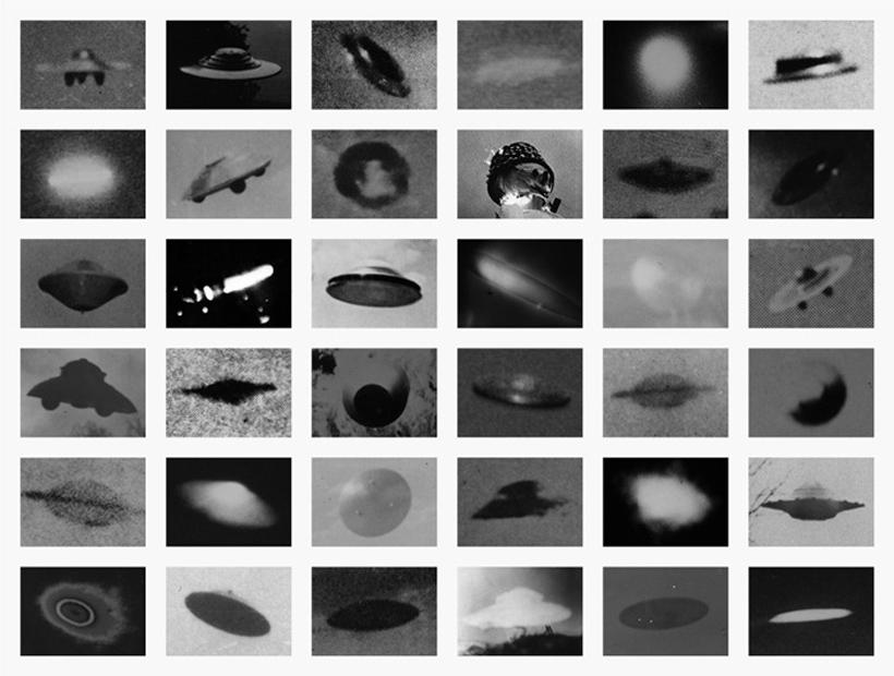 UFOs and Effigies