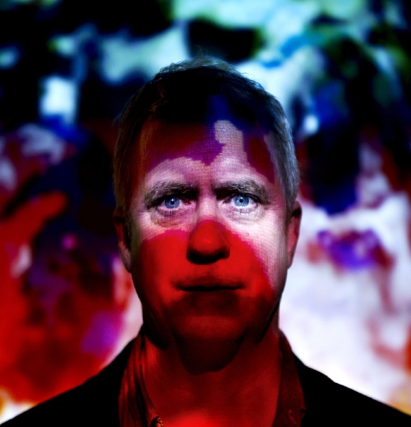 Tony Oursler. Publicity photo