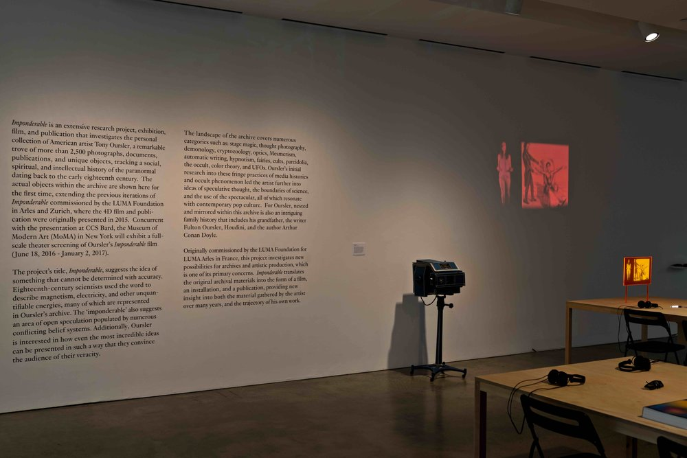 Installation View - Antechamber