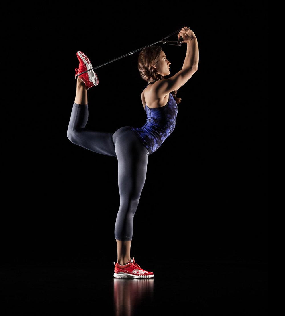 Colleen Hartman  Wardrobe—Active