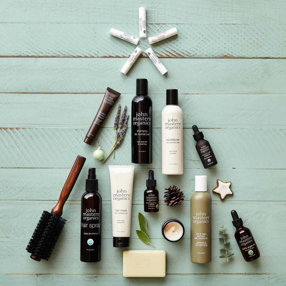 Monica McKnight  Cosmetics & Products