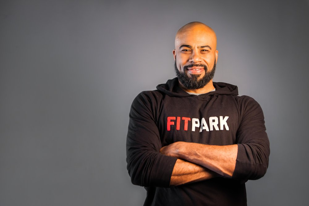 Mark Parker    Personal Trainer, Owner of The Fit Park   With over 10 years in the Health and Wellness industry as a Personal Trainer, I've helped hundreds of people reach their goals. Fitness is my passion and purpose and I love helping people become a stronger, faster, leaner and healthier versions of themselves. I offer top notch personalized training and support, along with fitness coaching at all levels. With no workout ever being the same,  I work hard at creating fun, detailed and safe workouts for my clients as a Group Instructor and Personal Trainer.