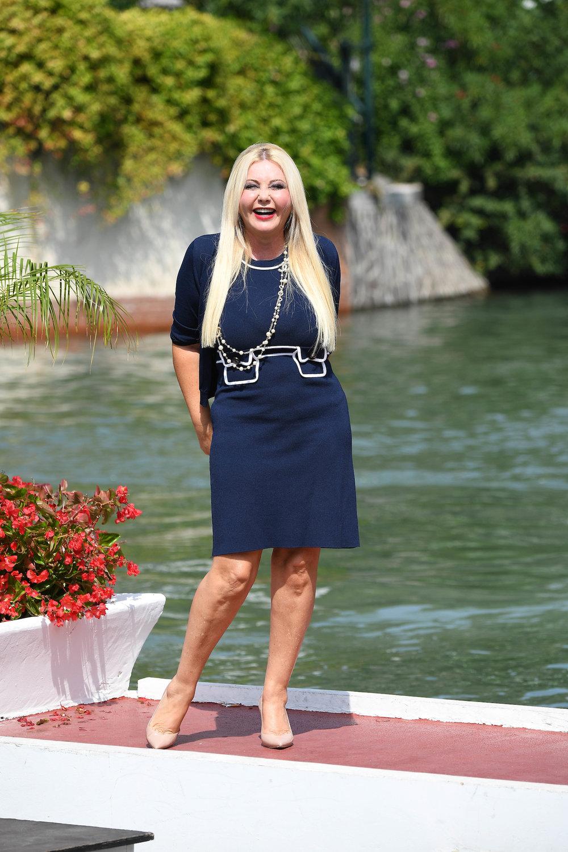Monika Bacardi at Venice Film Festival 2016