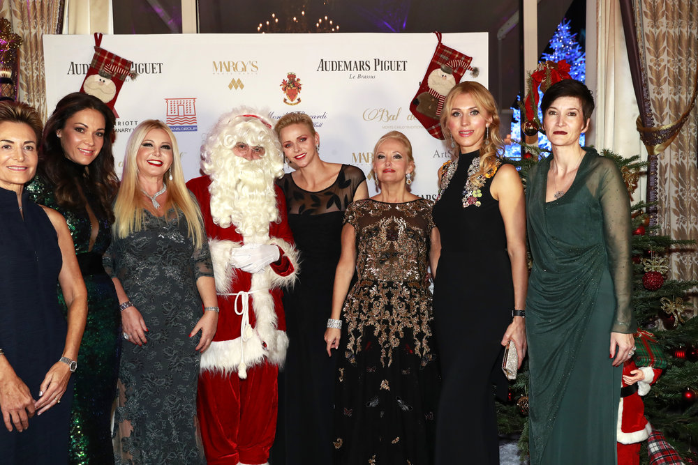 Celina Lavotha,Lady Bacardi,Marquise Gilardi,Inna Maier,Mrs. Falco