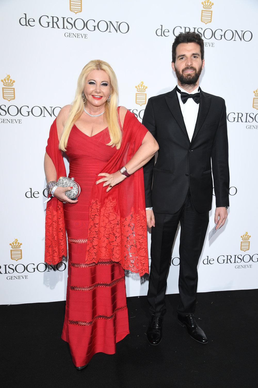 Lady Monika Bacardi at De Grisogono Party - Cannes Film Festival