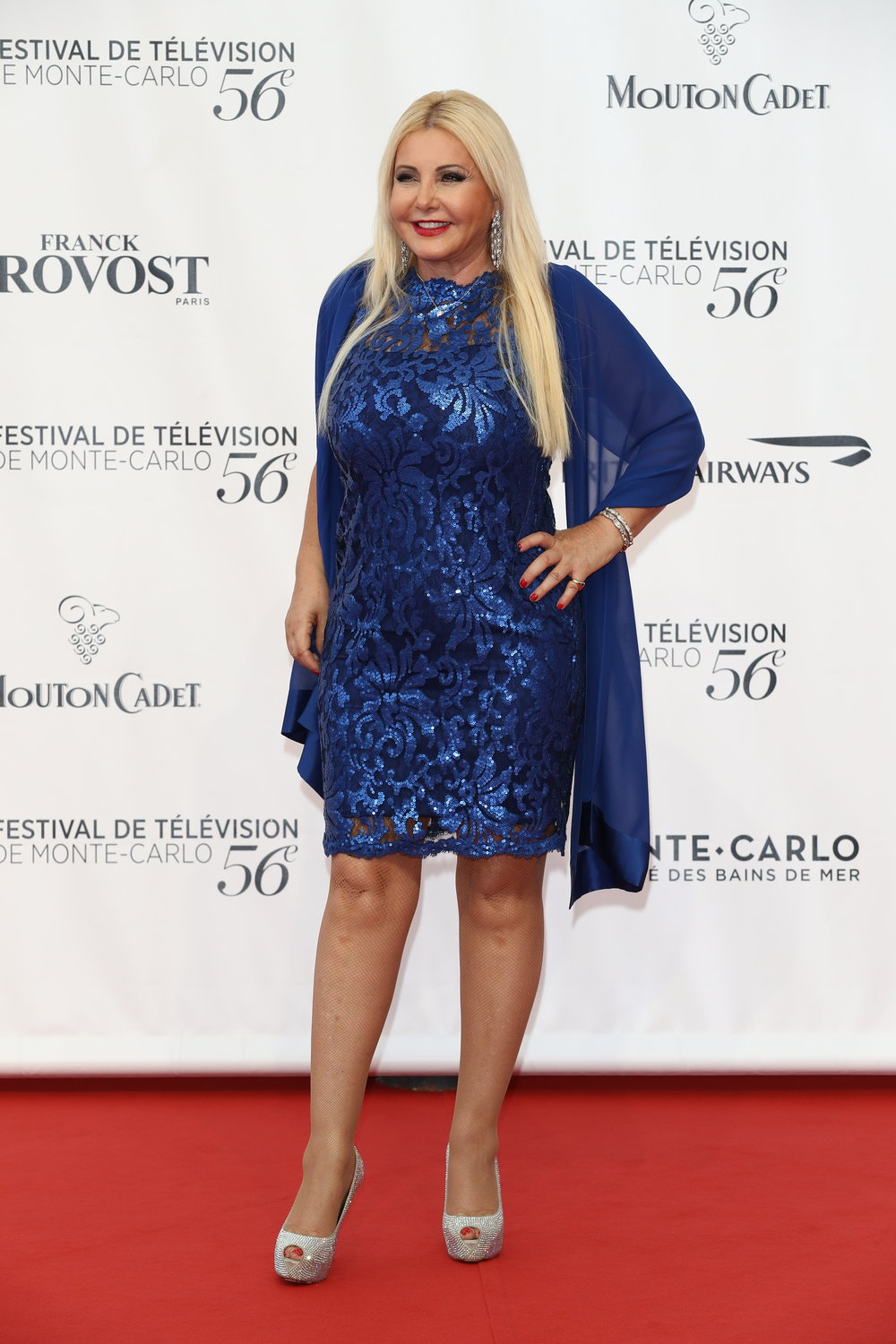 56th Monte Carlo TV Festival Opening Ceremony