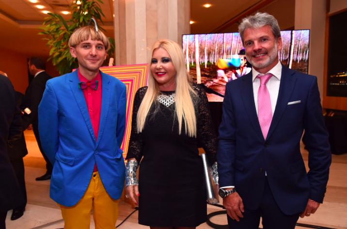 Monaco Futurum Gala