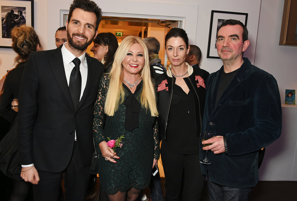 'This Beautiful Fantastic' at BAFTA