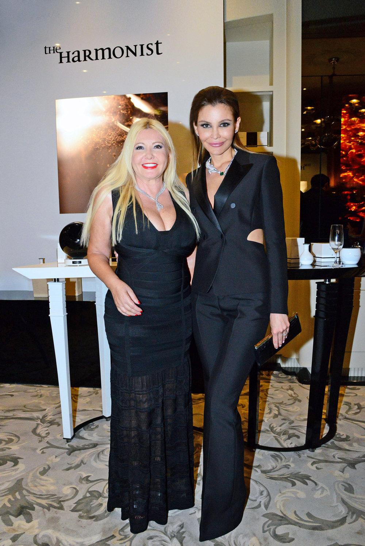 Charity evening in Paris hosted Lola Karimova