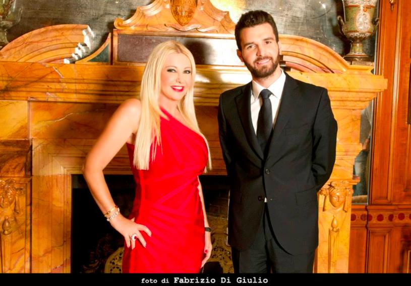 Producers Monika Bacardi and Andrea Iervolino